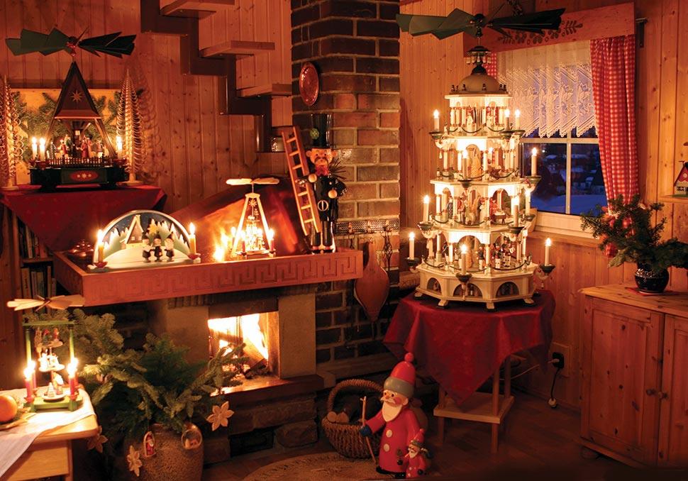 hotel wei es ro in marienberg weihnachten im erzgebirge. Black Bedroom Furniture Sets. Home Design Ideas